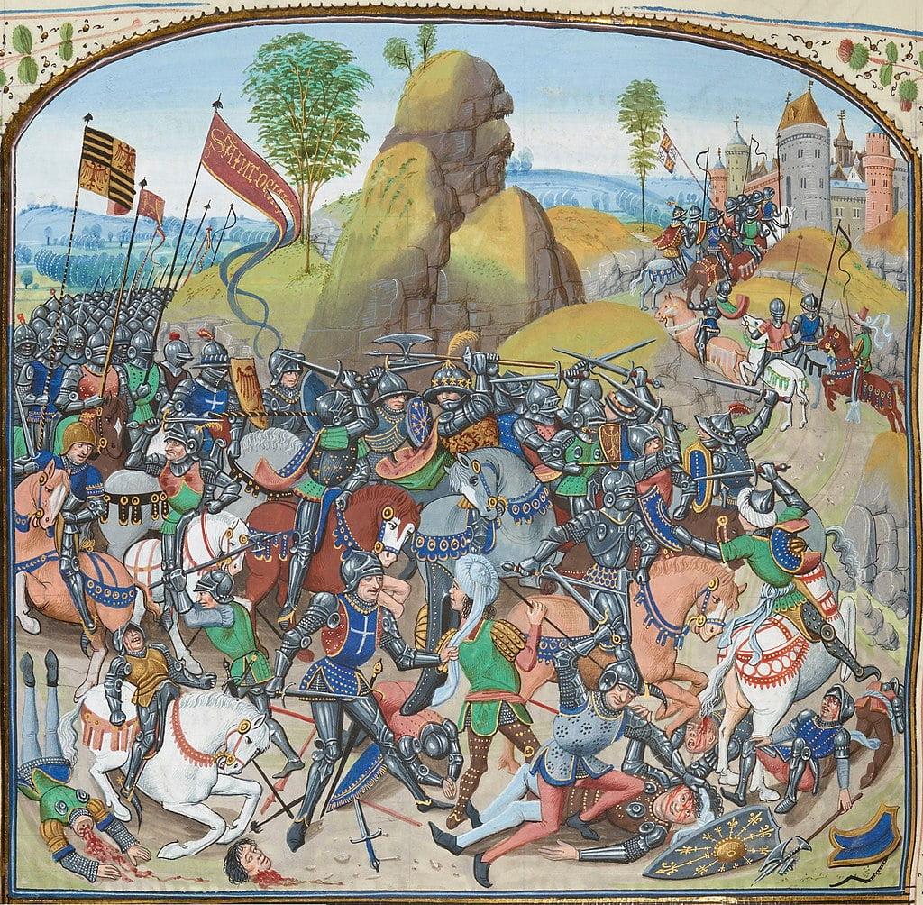 Bataille de Montiel, Bertrand Du Guesclin l'emporte face à Pierre 1er le Cruel