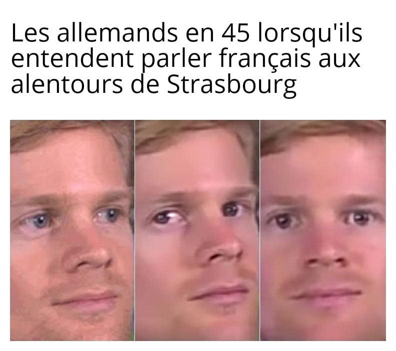 Meme bataille de Strasbourg 1945