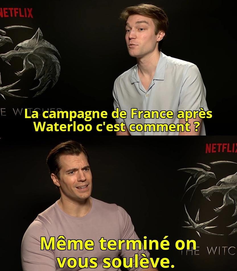 Meme campagne de France