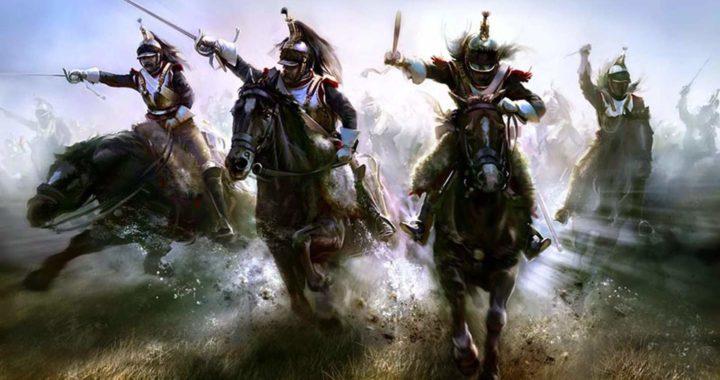 charge des cuirassiers à la bataille de Iéna