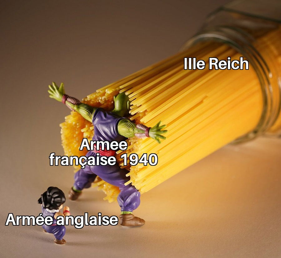 meme dunkerque armee française
