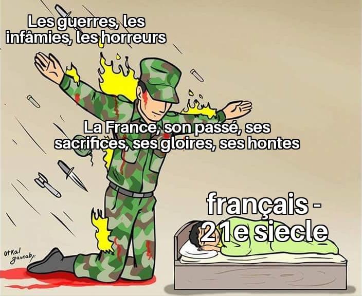 meme français 21e siecle
