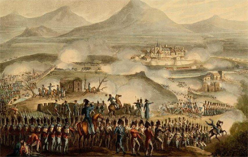 Bataille de Toulouse 1814