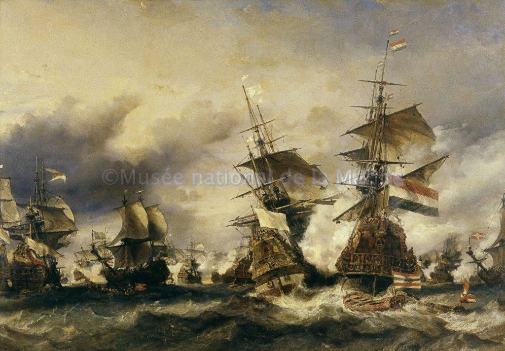 Bataille du Texel, Jean-Bart remporte une éclatante victoire face aux Hollandais