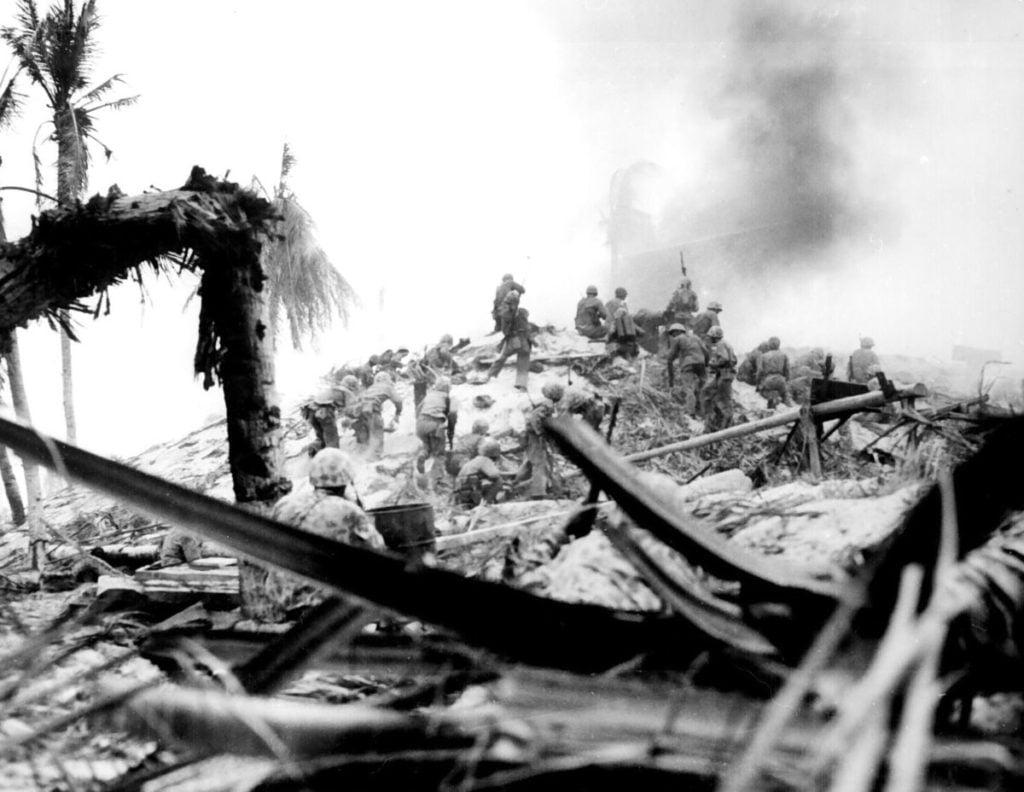 bataille de tarawa