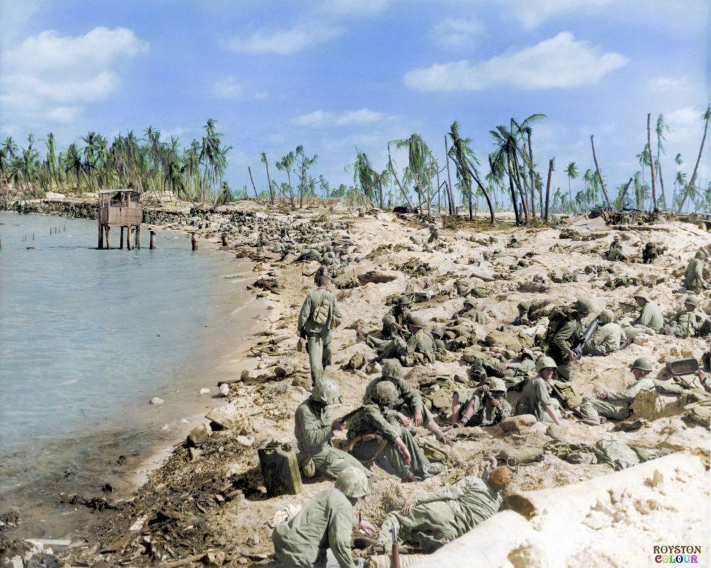us marine tarawa