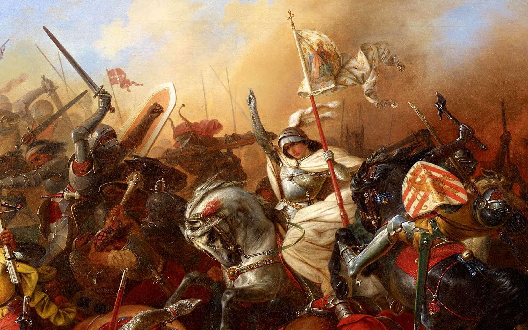 Jeanne d'Arc à la bataille de Patay
