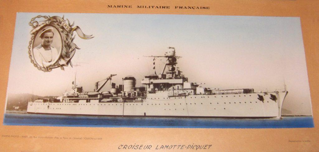 croiseur Lamotte-Picquet