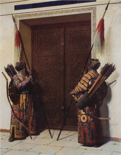 Garde de Tamerlan