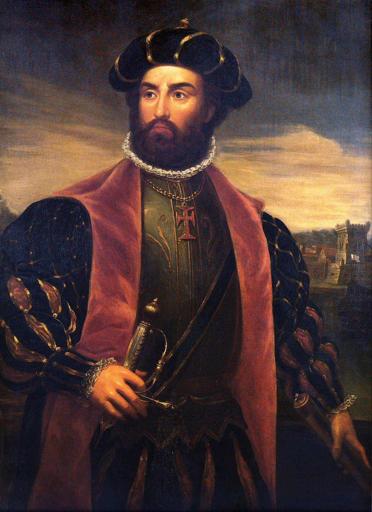 vasco de gama explorateur