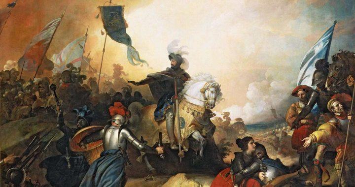 François Ier à Marignan