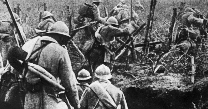soldat français première guerre mondiale