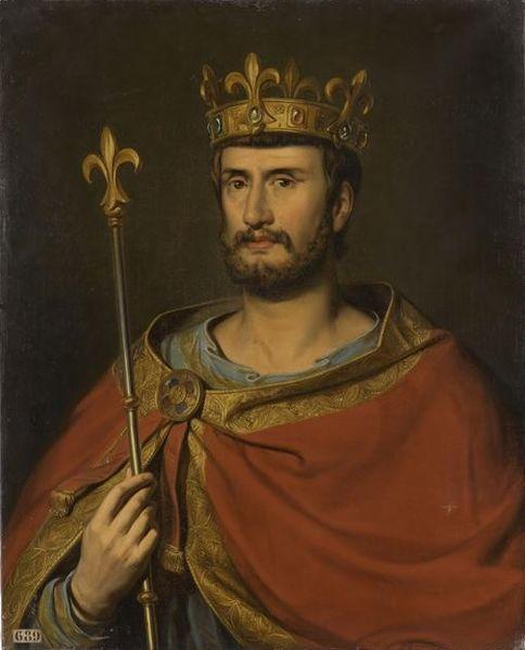 Philippe Ier, roi capétien, roi des francs