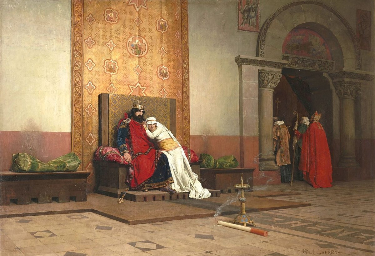 Robert II le Pieux, excommunié