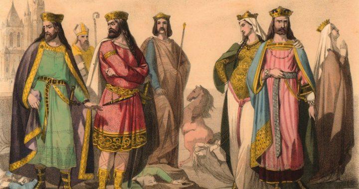 Dynastie des Mérovingiens