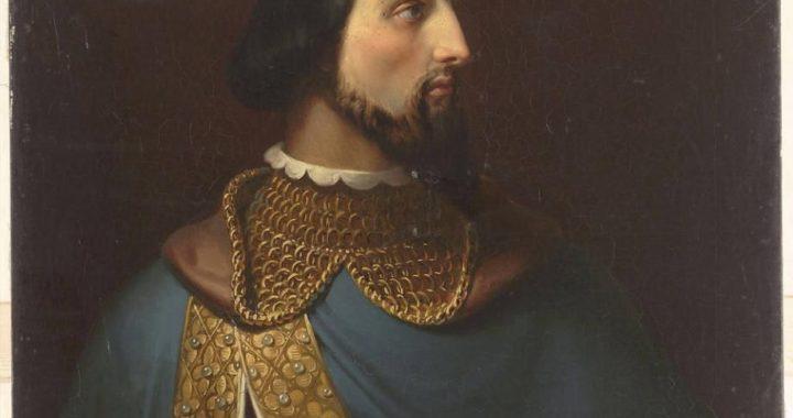 Portrait d'Henri Ier, roi de France