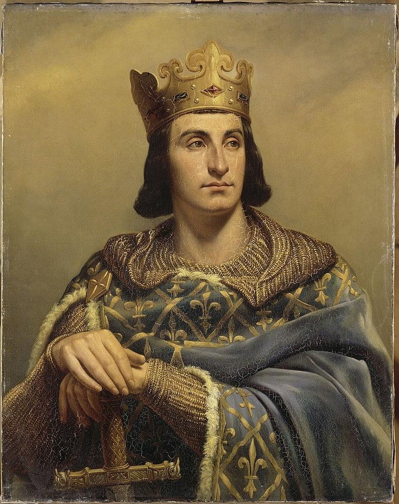 Portrait de Philippe Auguste