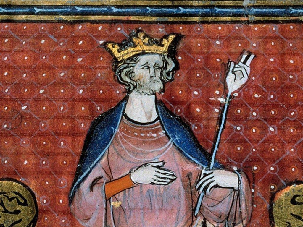 Roi élu Hugues Capet