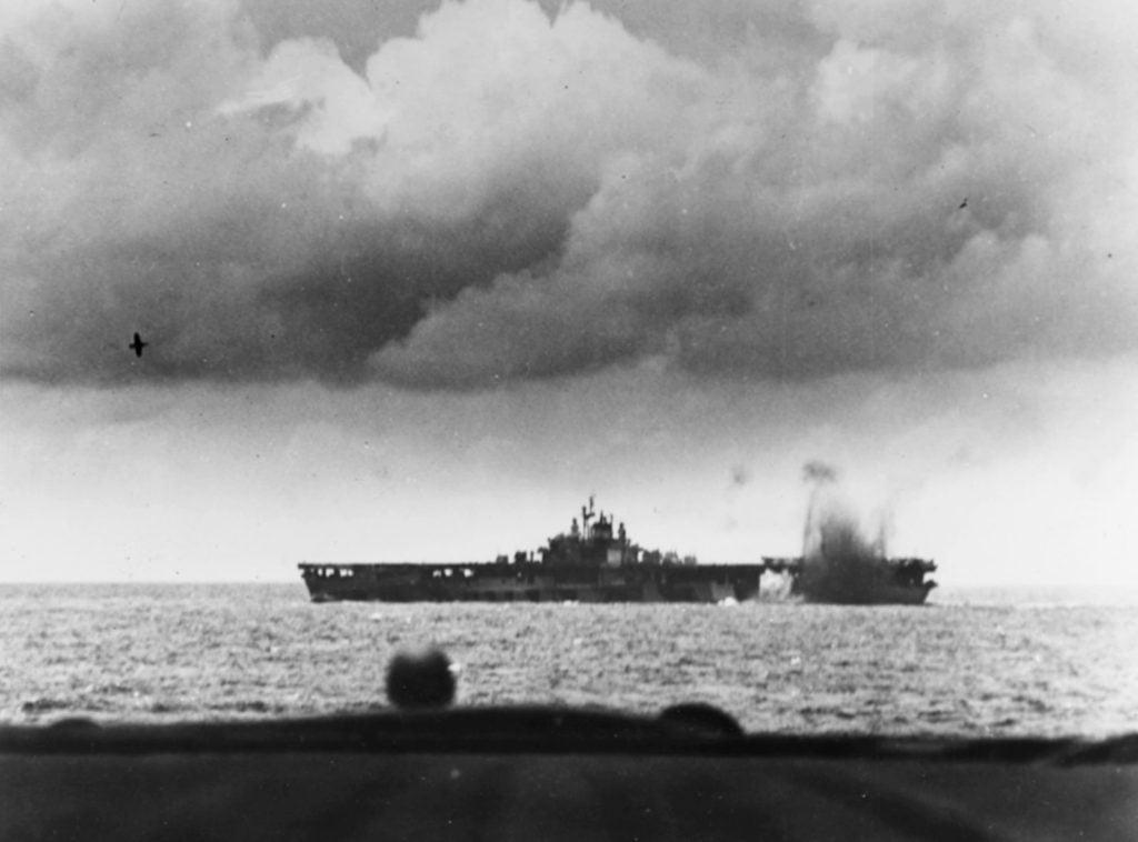 USS Bunker Hill