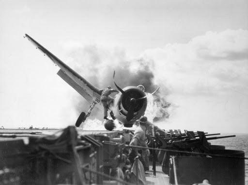 Avenger bataille du Pacifique