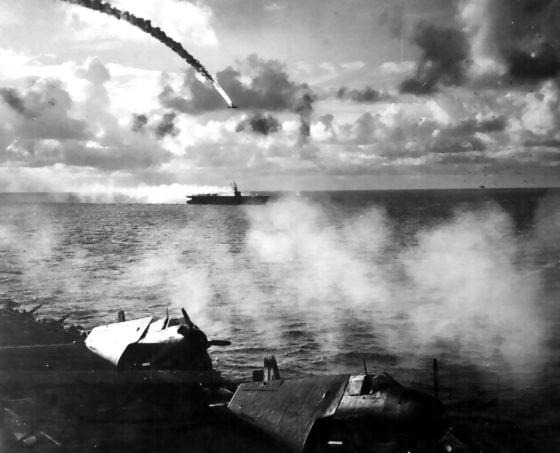 Bataille de la Mer des Philippines